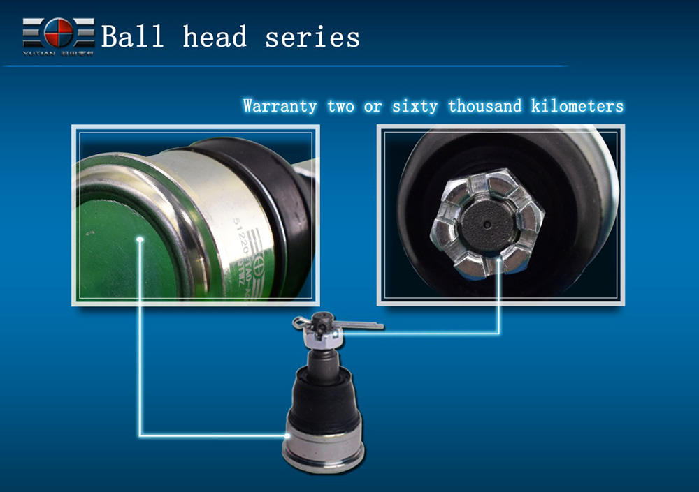 Yutian solid ball joint parts exporter for sale