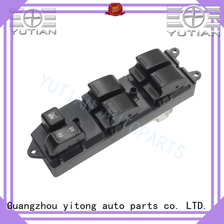 Yutian most popular auto window switch factory for wholesale