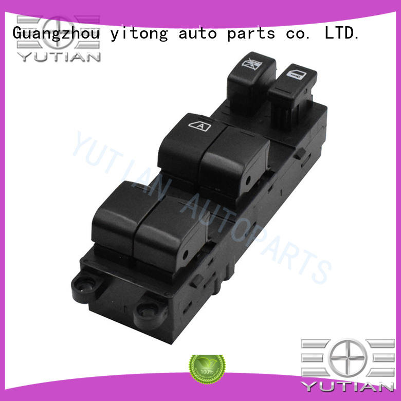 Yutian most popular master switch for car window supplier for sale