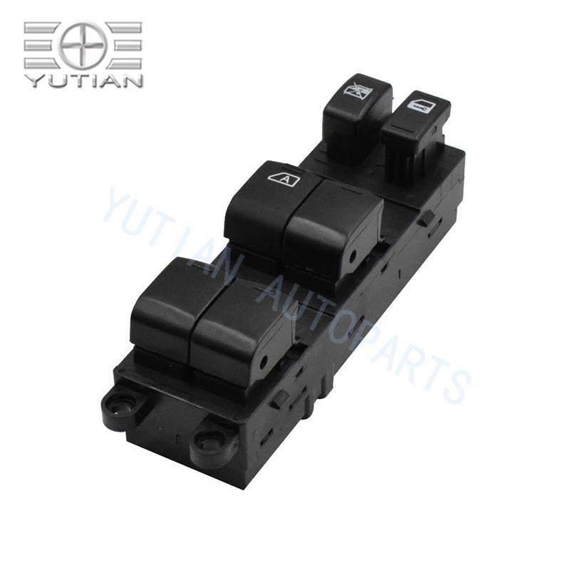 Window Regulator Master Switch OEM: 25401-ED500 for Japanese Cars Tiida