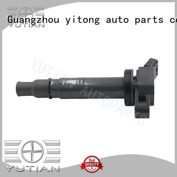 Yutian standardized best ignition coil brand manufacturer for distributor