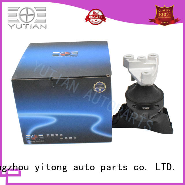 Yutian Brand rubber engine mount bracket mounting factory