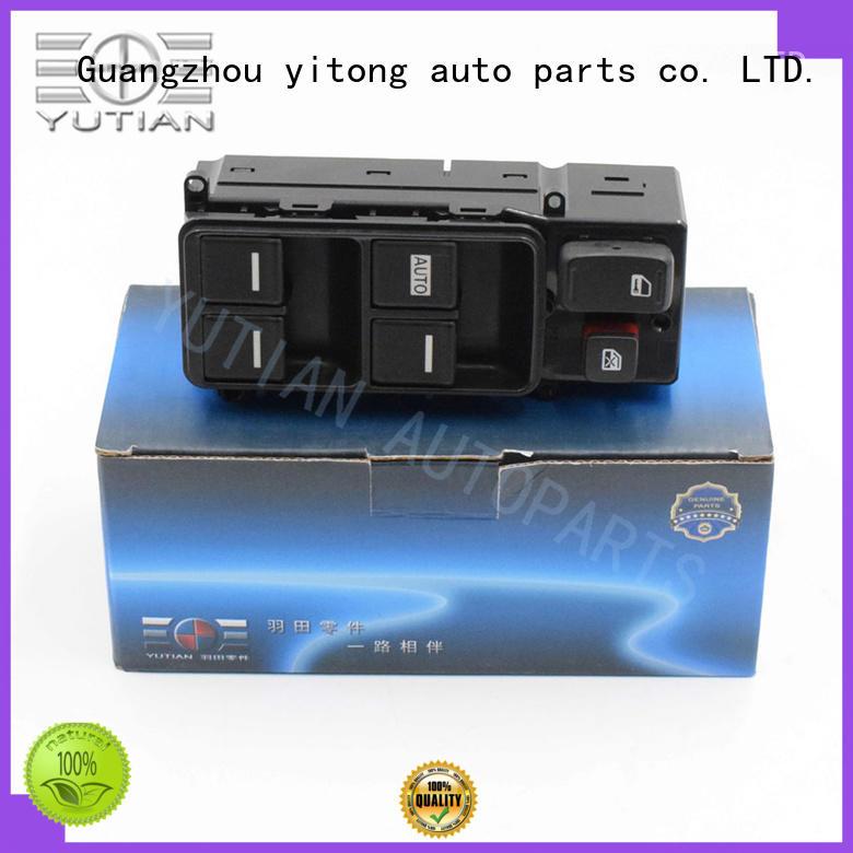 Quality power window switch Yutian Brand electric window switch