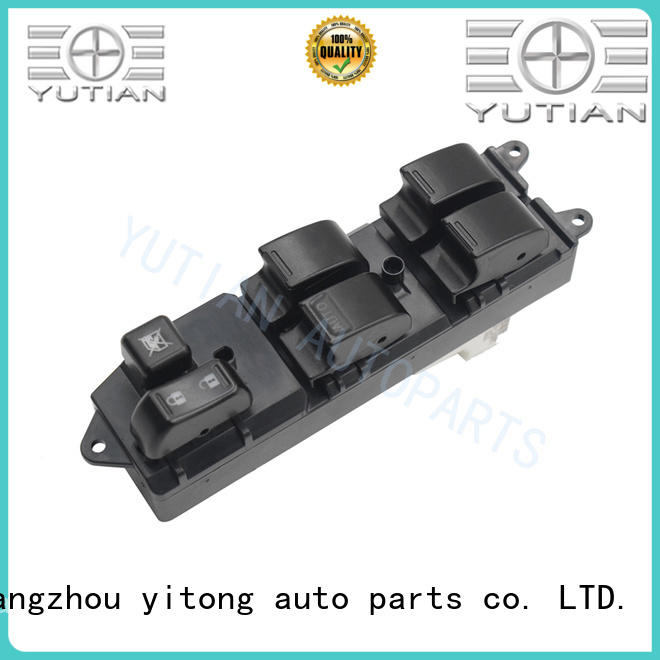 Electrical System - window control switch for Toyota OEM:84820-12480