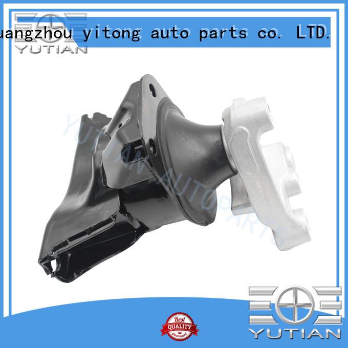 Yutian standardized engine mount bracket supplier for distributor