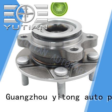 Yutian standardized wheel bearing hub assembly supplier for sale