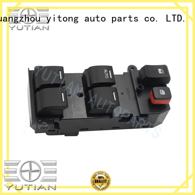 Yutian honda auto power window switch supplier for wholesale
