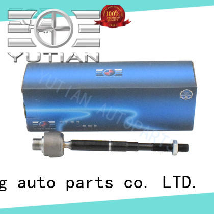 Yutian standardized front outer tie rods for distributor