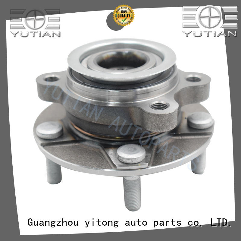 Yutian front wheel bearing hub assembly exporter for sale
