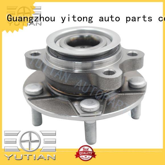 Yutian drive wheel bearing and hub exporter for distributor
