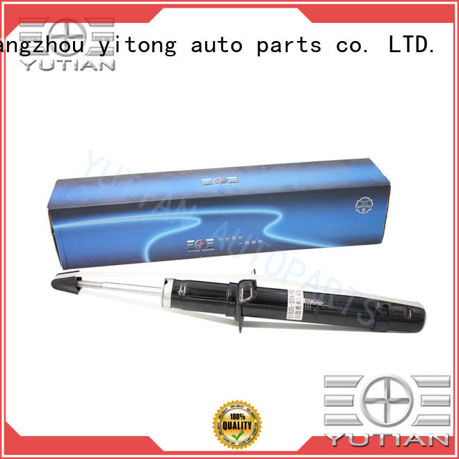 Yutian standardized car absorber factory for global market