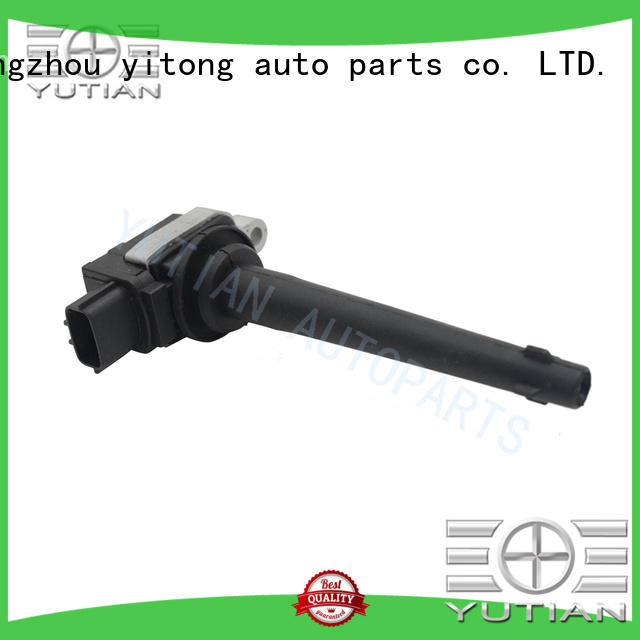 Yutian stable supply 2009 toyota corolla ignition coil livina for global market