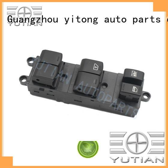 Yutian car window lifter switch factory for sale
