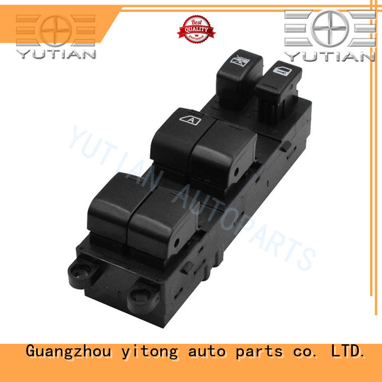 Yutian unbeatable price driver side power window switch factory for distributor
