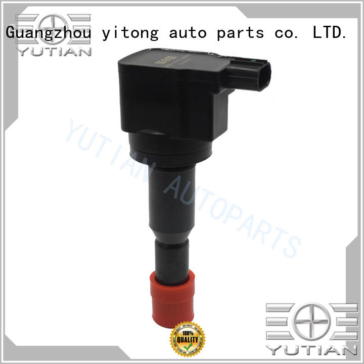 Yutian stable supply toyota ignition coil factory for distributor