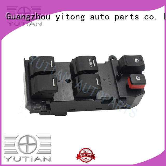 Yutian unbeatable price window master control switch supplier for wholesale