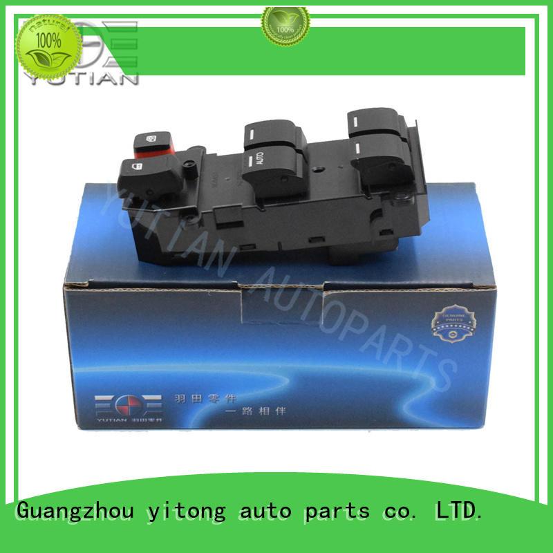 Yutian Brand master power window switch system electric