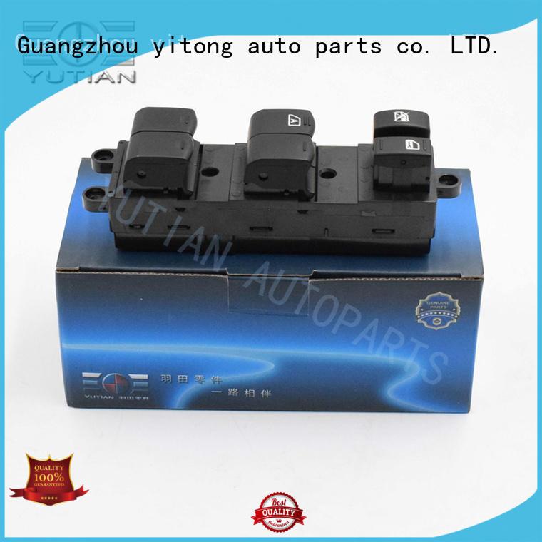 Quality power window switch Yutian Brand regulator window switch