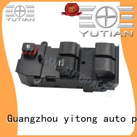 Yutian standardized electric window switch bulk purchase for wholesale