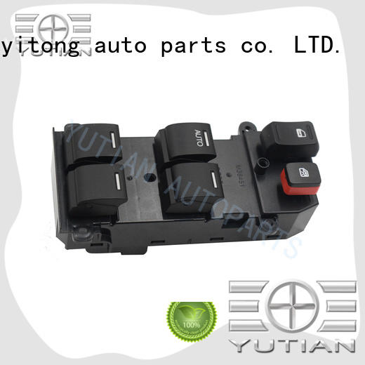 Yutian car car electric window switches supplier for distributor