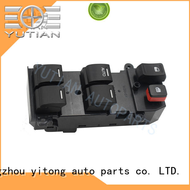 Yutian standardized master power window switch auto for wholesale