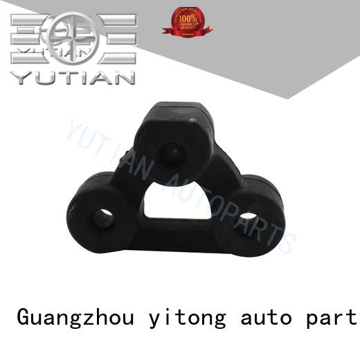 Yutian new design universal rubber exhaust hangers factory for overseas trader