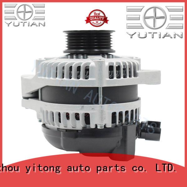 Yutian standardized high output alternator supplier for wholesale