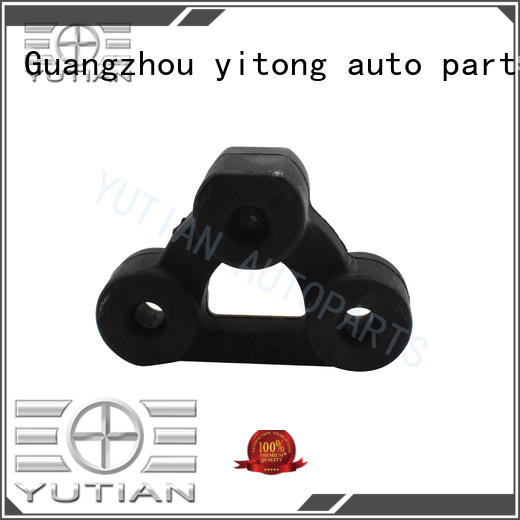 Yutian car universal exhaust rubber exporter for trader