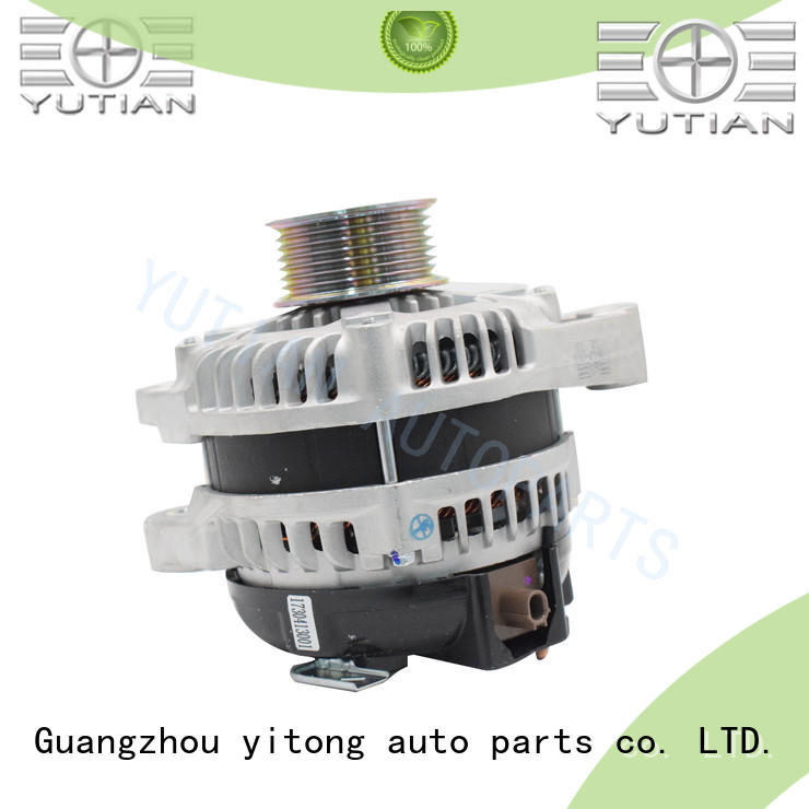 Yutian xrv high output alternator supplier for sale