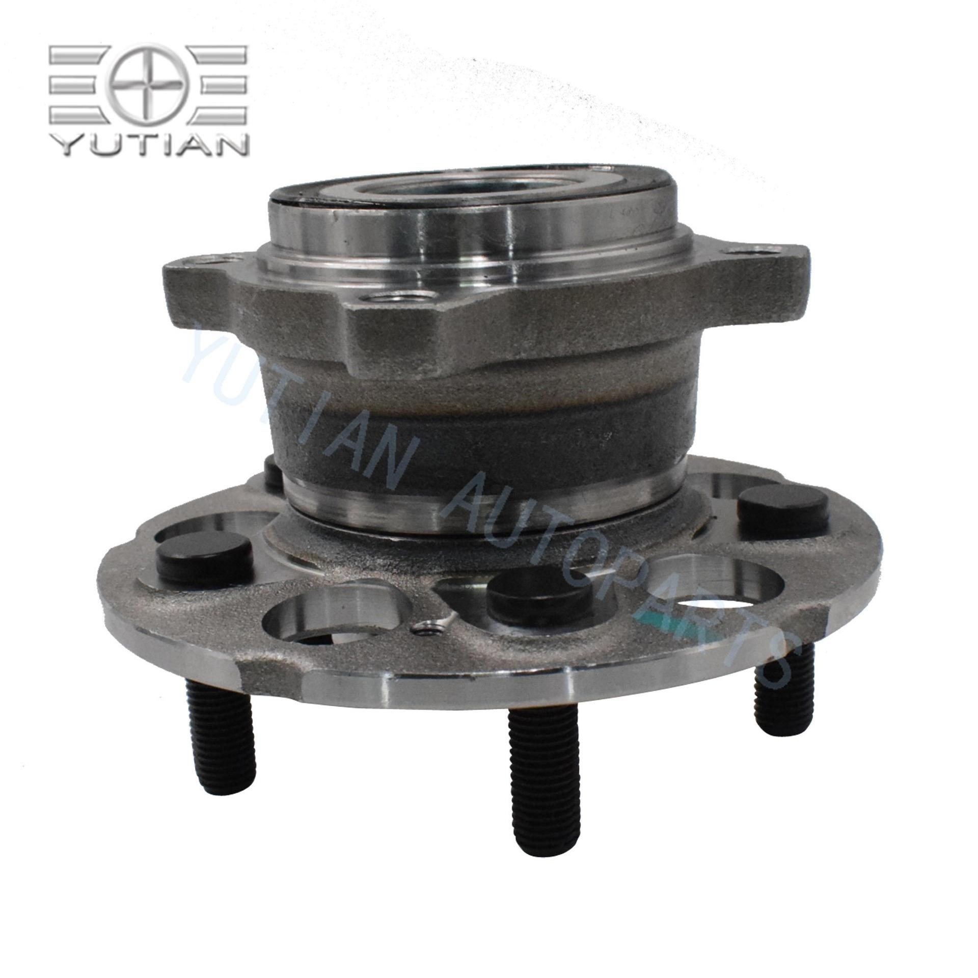 Front axle head for CRV 07-11 four-wheel drive OEM:42200-SWN-P01