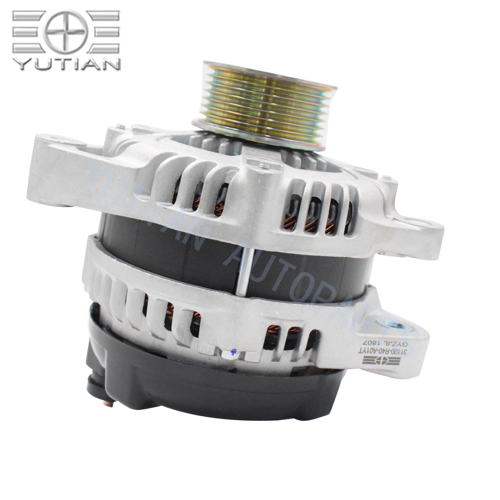For Honda Car generator ACCORD 08-13 ODYSSEY 09-14 Alternator 14V/130A/7PK 31100-R40-A01