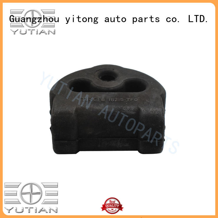 Custom fit exhaust rubber adhesive Yutian
