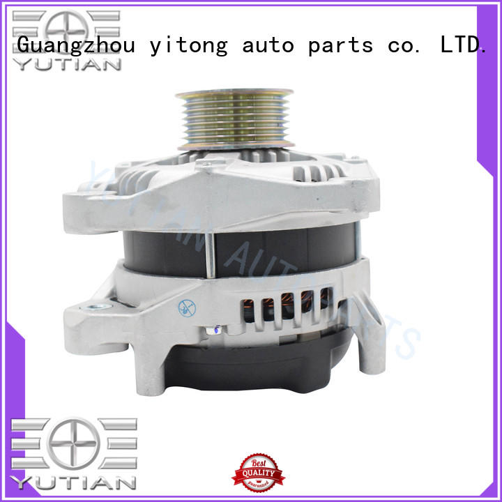 Yutian high quality high output alternator exporter for wholesale