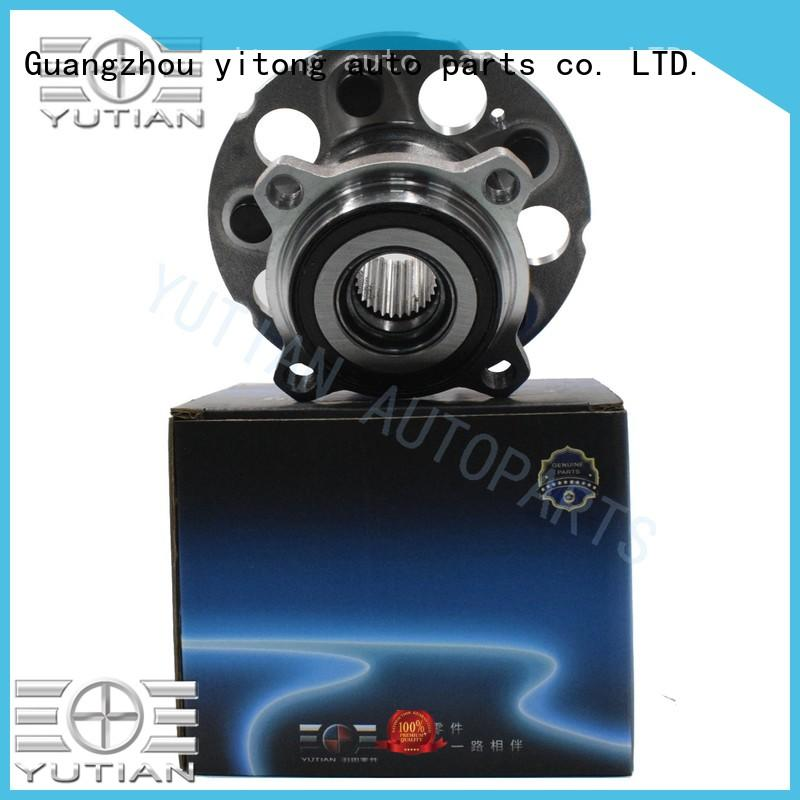 standardized wheel hub assembly front manufacturer for sale