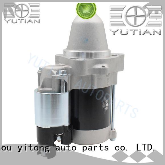 Yutian durable engine starter supplier for distributor