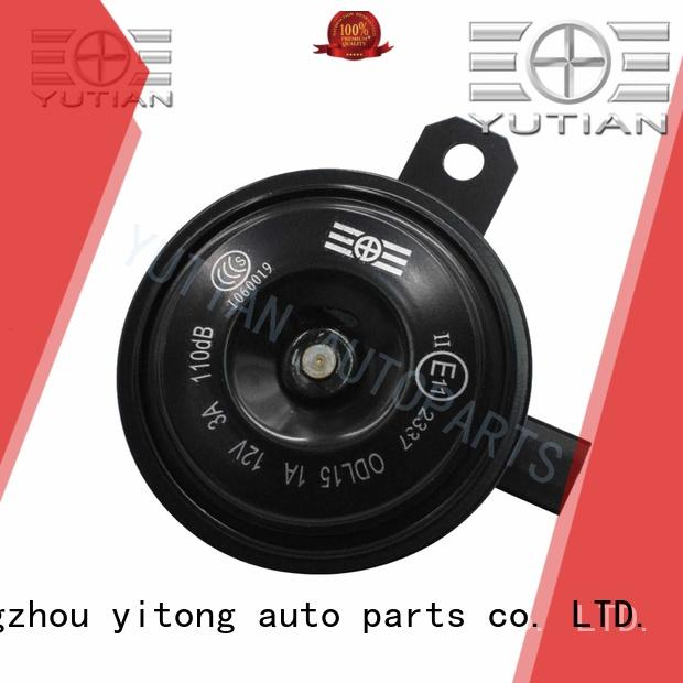 Yutian best quality vehicle horn factory for b2b business