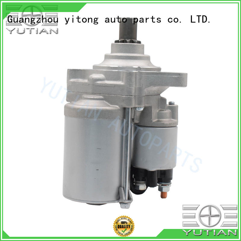 Yutian durable car starter exporter for wholesale