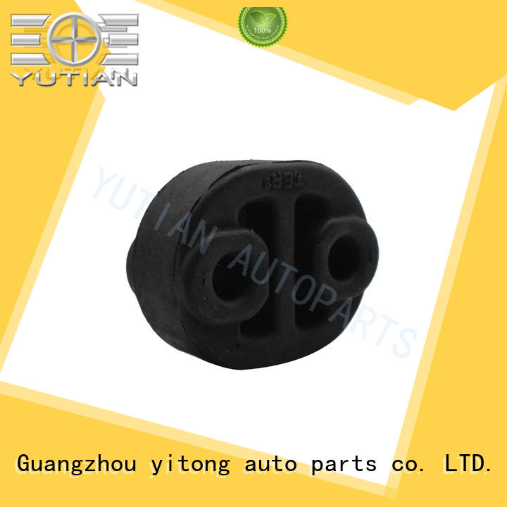 Yutian rubber exhaust rubber exporter for wholesale