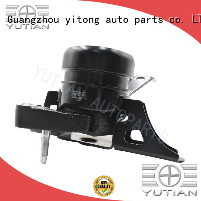 Yutian new auto engine mounts manufacturer for sale