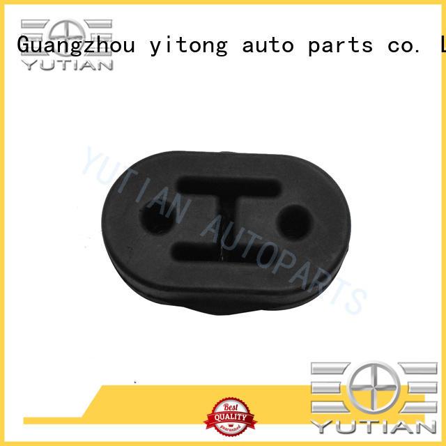 Yutian exhaust rubber hangers exhaust system exporter for overseas trader