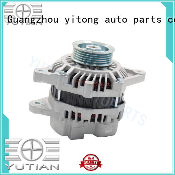 Yutian standardized alternator generator maker for wholesale
