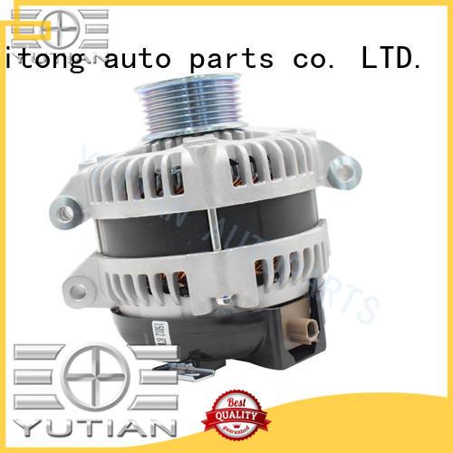 Yutian 14v85a6pk alternator generator exporter for sale