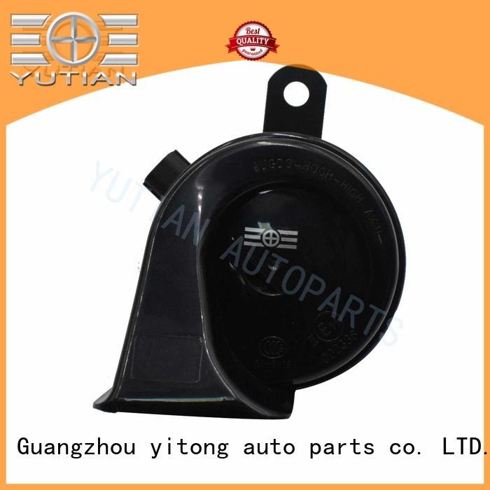 Yutian OEM ODM car horn for b2b business