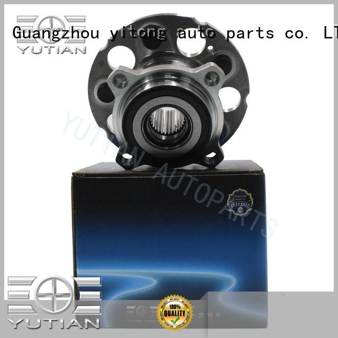 Yutian high quality front axle bearing manufacturer for distributor