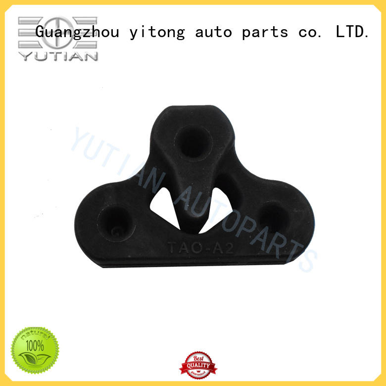 rubber civic best selling xrv Yutian Brand exhaust rubber supplier