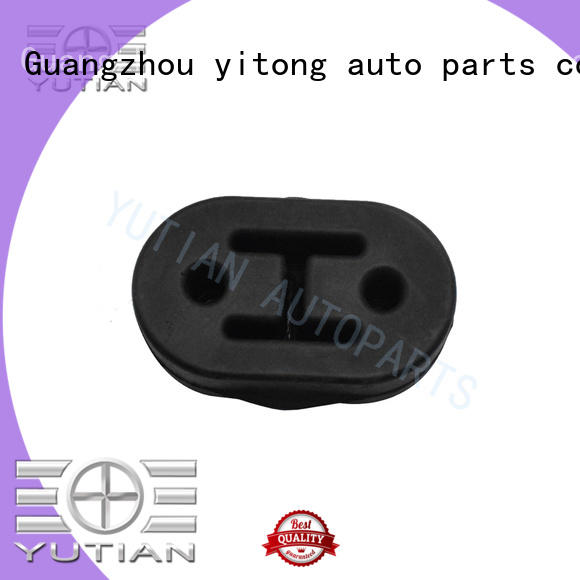 Yutian exhaust exhaust rubber manufacturer for overseas trader