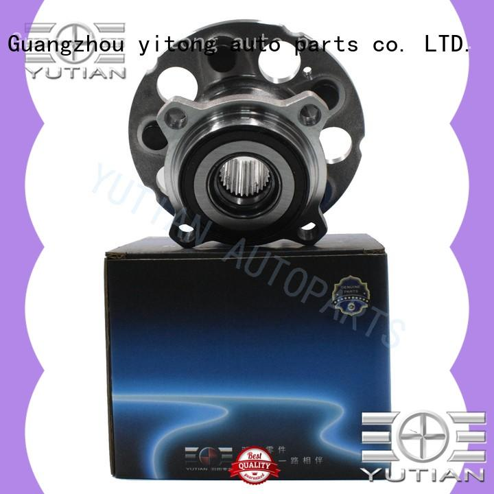 high quality wheel hub bearing replacement cost manufacturer for distributor Yutian