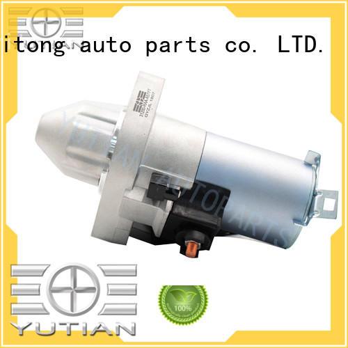 Yutian standardized engine starter exporter for sale
