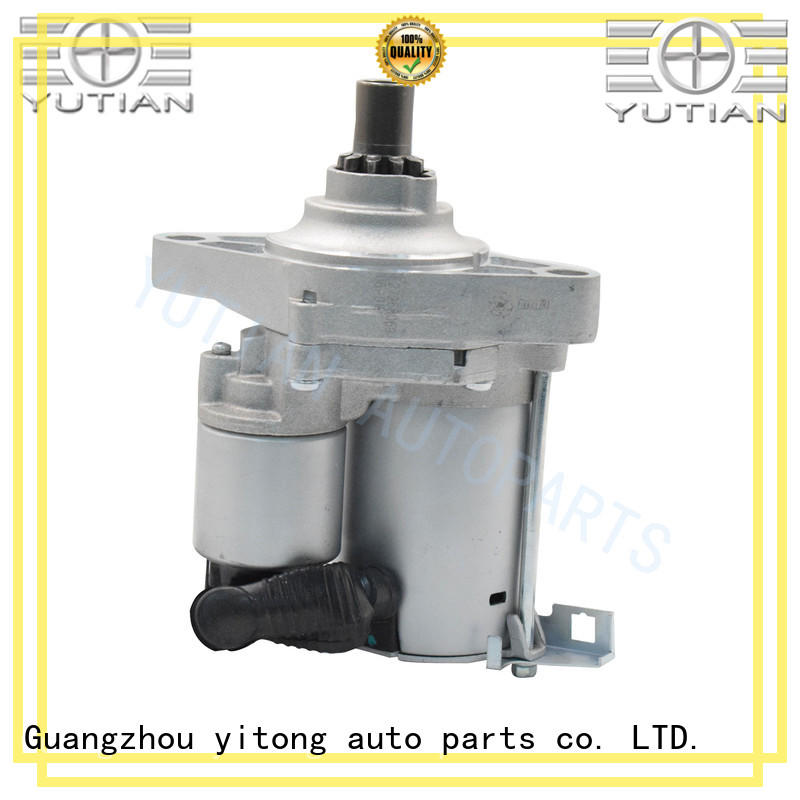 Yutian customized car engine starter supplier for wholesale