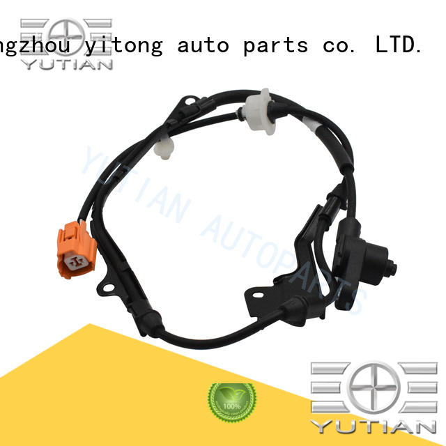 Yutian high quality abs brake sensor replacement cost supplier for car